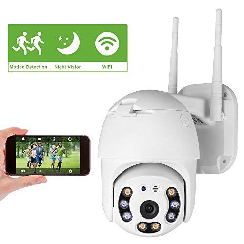 PTZ IP Dome Kamera Outdoor, Aottom 1080P Überwachungskamera IP WLAN Kamera...