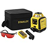 Stanley roterende laser DIY STHT77616-0 (rød laser, ...