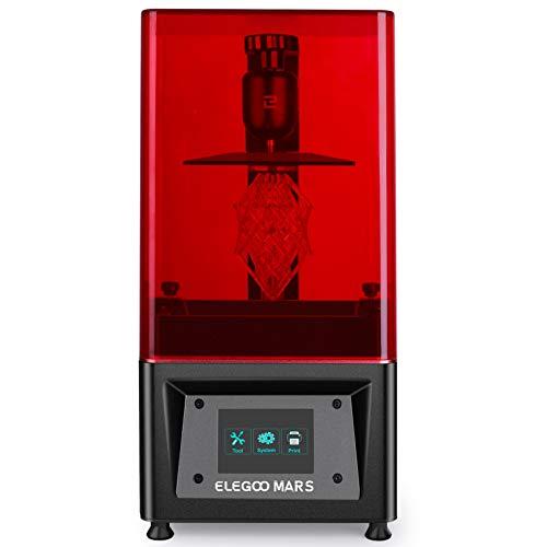ELEGOO MARS UV LCD 3D Drucker mit...