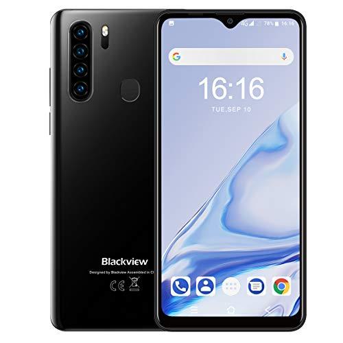 Blackview A80 Pro Smartphone, 6,49 Zoll (16,48cm) HD+ Display 4680mAh Batterie...