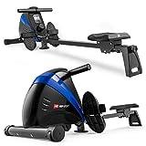 Hop-Sport Rudergerät Boost Ruderzugmaschine mit Computer &...