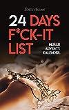 24 Days F * ck-It List: de hete adventskalender voor koppels
