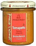 Zwergenwiese Bio Brotaufstrich streich´s drauf Tomapeno,...