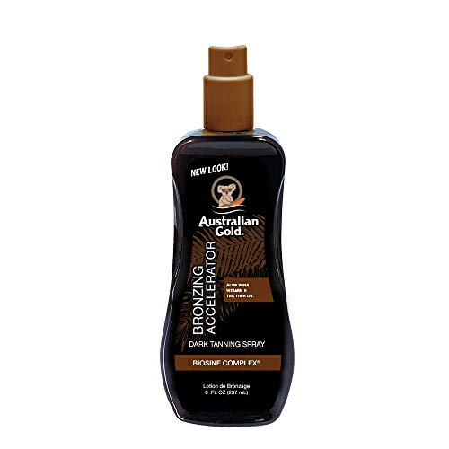 Australian Gold Accelerator Spray Bronzer 237 Ml