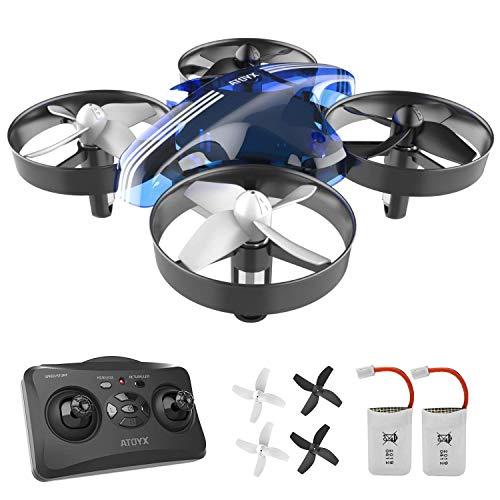 ATOYX Mini Drohne für Kinder und Anfänger, RC Drone, Quadrocopter Mini...