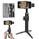 Zhiyun Smooth 4 Smartphone Gimbal Handy Stabilizer 3-Axis Handheld Stabilizer up to 210g for iPhone ...