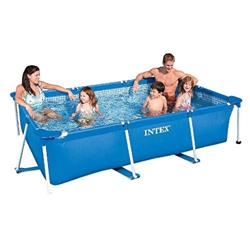 Intex Rectangular Frame Pool - Aufstellpool - 220 x 150...