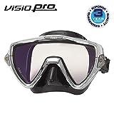 Tusa Visio Pro - Chirurgen Silikon Einglas Tauch-maske mit...