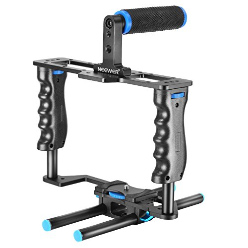 Neewer Aluminium Legierung Kamera Video Cage Film Movie Making-Kit enthalten...