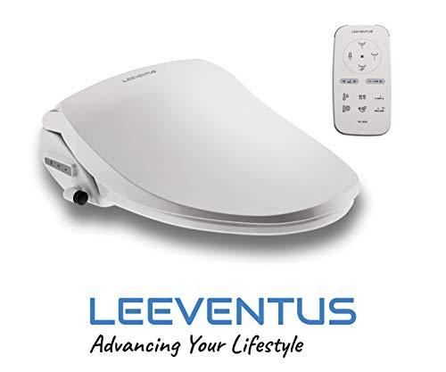 LEEVENTUS - Sonderangebot - J850R Standard Version - Mit Fernbedienung - bidet hochwertiger dusch WC Aufsatz MADE IN KOREA Intimpflege electric bidet...