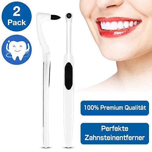 Zahnsteinentferner Zahnsteinentfernung Professionelle Zahnreinigung Interdentalbürsten - für Weisse Zähne, Stain Remover Zahnarztbesteck Entfernt...