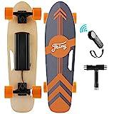 Nesaila 70cm (27 ') elektrisch skateboard met draadloze ...
