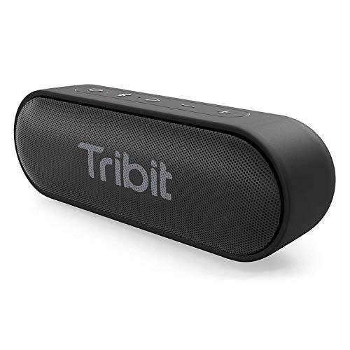 Bluetooth Lautsprecher Tribit XSound Go [Upgraded] 16W Lautsprecher tragbar...