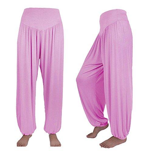 OIKAY Damen High Waist Leggings Yoga Lange Yogahose Laufhose Workout Frauen Hohe Taille Yoga Snake Print Legging Laufhose Hosen
