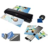 Olympia 4 in 1 set A 230 laminating set for A4, black