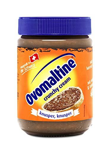 Ovomaltine Crunchy Cream, 8er Pack (8 x 380 g)