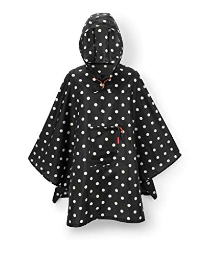 reisenthel mini maxi poncho 141 x 93 x 0 cm mixed dots