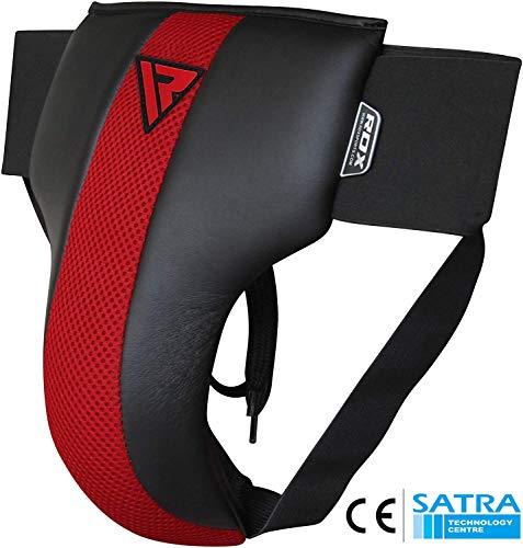 ShockDoctor Tiefsch/ütz Herren mit Ultra Carbon Flex Cup Karate Krav Maga, Entwickelt f/ür den Kampfsport: Boxen Taekwondo
