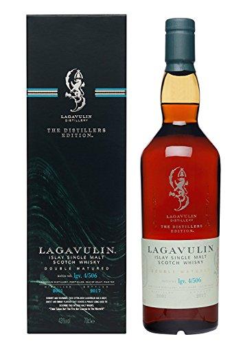 LagavulinDistillersEdition 2017 Islay Single Malt Scotch Whisky (1 x 0.7 l)