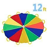 Sonyabecca 3,5m schommeldoek voor kinderen en familie, kleurrijk ...