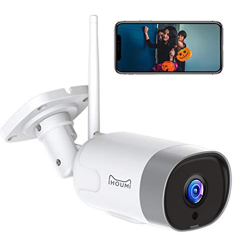 IHOUMI WLAN IP Kamera Outdoor,Überwachungskamera 1080P...