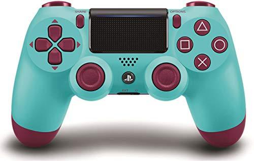 White Shark Dual Shock 4 pour PS4 - berry blue