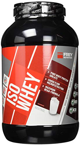 Frey Nutrition Iso Whey Neutral Can, 1er Pack (1 x 2.3 кг)