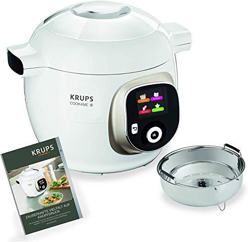 Krups Cook4Me+ Multikocher CZ7101   inkl. Rezeptbuch  ...