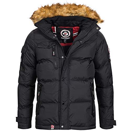 Geographical Norway / Anapurna Herren Winterjacke Jacke Outdoor Warm Gefüttert...