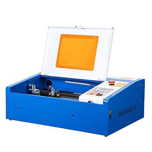 Sfeomi 40W CO2 Laser Graviermaschine 300mm x 200mm USB Anschluss Cutting...