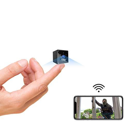Mini Kamera, KEAN 4K HD Mini Überwachungskamera Lange Batterielaufzeit Kompakte...