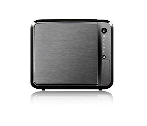 ZyXEL NAS540 4-Bay Media- und Personal Cloud-Server / Das Profi-NAS für Zuhause (NSA540)