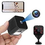 Cámara de seguridad Mini cámara Grabadora de video 1080P Portátil ...