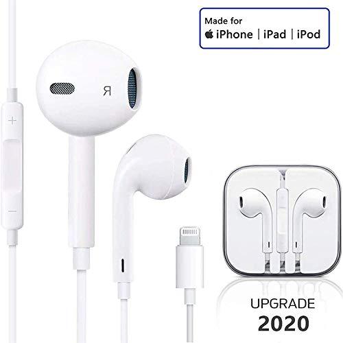 In-Ear Kopfhörer für iPhone 7 HiFi-Audio Stereo Kopfhörer Ohrhörer, mit...
