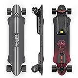 Teamgee H20 elektrisch skateboard met draadloze afstandsbediening, ...