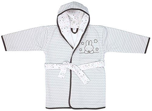 bébé-jou 301682 Bademantel Miffy Stars