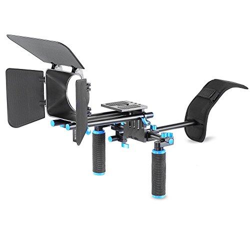Neewer® DSLR Film Video Kamera, Rig Set System Kit für Camcorder oder DSLR wie...
