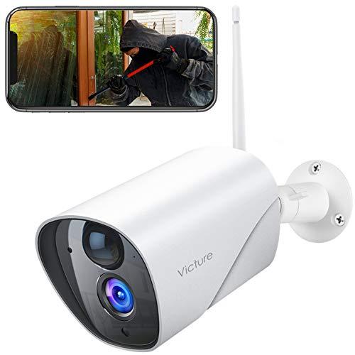 Victure 1080P WLAN IP Kamera Überwachungskamera Aussen PIR Bewegungserkennung...