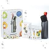 air up® startpakke (drikkeflaske BPA-fri 650 ml + air up® duftputer for 25 ...