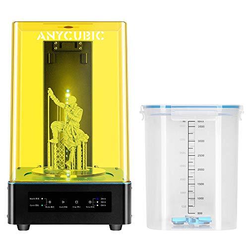 ANYCUBIC Wash & Cure UV LED Durchhärtegerät mit Waschfunktion Passend für...