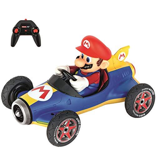 Carrera RC Nintendo Mario Kart(TM) Mach 8 - Mario 370181066 Ferngesteuertes Auto