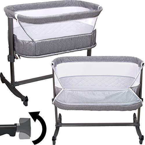 Baby Bettdecken Set 2 Tlg 35x40 Stubenwagen Beistellbett Wiege TOP 80x80