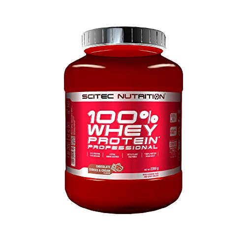 Scitec Nutrition 100% Whey Protein Professional mit...