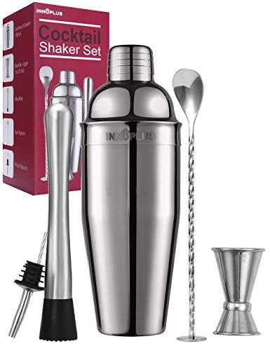 Cocktail Shaker, Cocktailset, Cocktail Set 750ml Barkeeper, Cocktail Shakers...