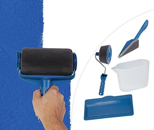 Mediashop Paint Runner Pro | Farbroller-Maler-Set | Kantenroller,...