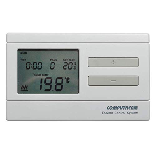COMPUTHERM Q7 programmierbarer, digitaler Thermostat, Wand-Thermostat für...