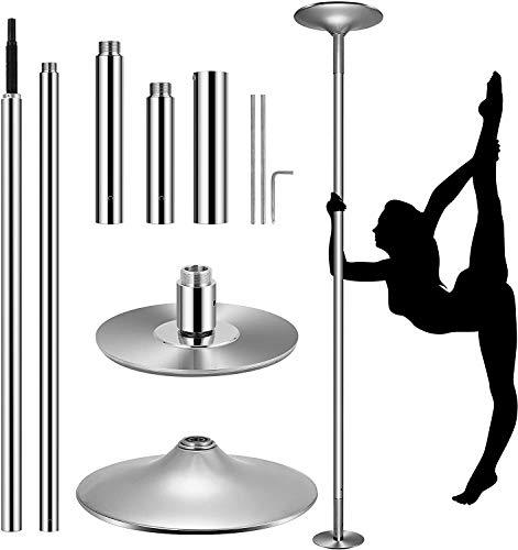 17 Pole Dance Tanzstange Tabledance Strip Stange Edehlstahl mit...