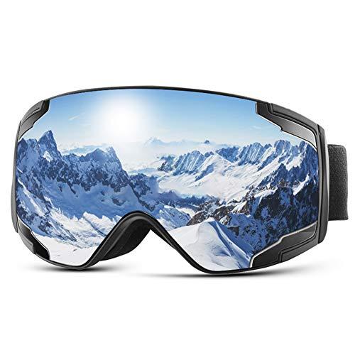 Extra Mile Skibrille,Snowboardbrille für Herren und Damen,Snowboardbrille...