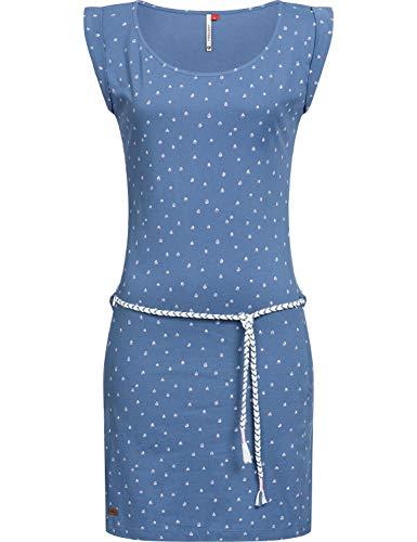Ragwear Damen Kleid Dress Sommerkleid Strandkleid Jerseykleid Freizeitkleid Tamy 3 Farben XS-XL