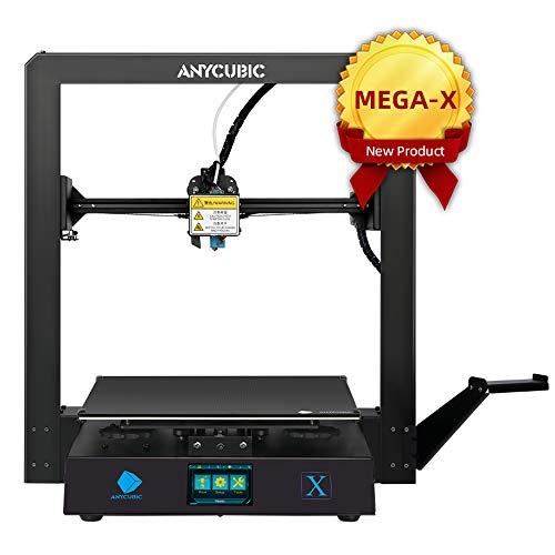 ANYCUBIC MEGA-X FDM 3D Drucker für Baugröße 300 x 300 x 305mm Z-Achsen Dual...